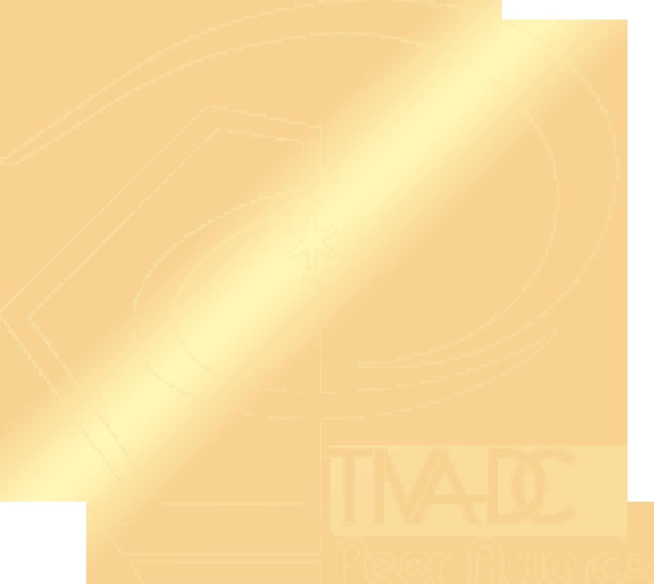 Peer Awards Gold Logo